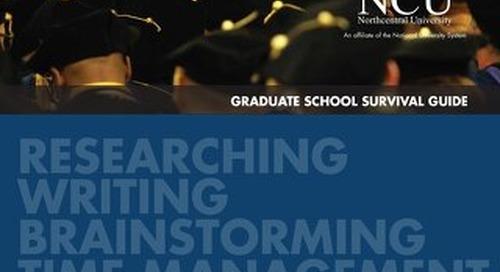 Graduate School Survival Guide