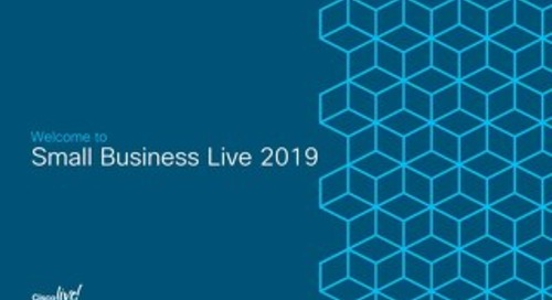 Small Business Live 2019