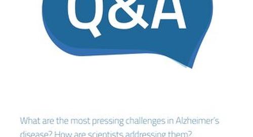 Q&A with CNS Expert, Dr. Philip Scheltens