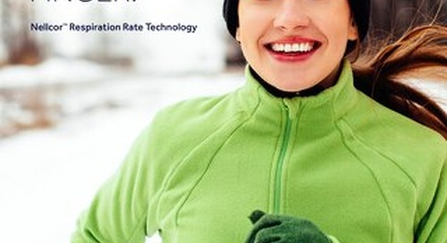 Info Sheet: Nellcor™ Respiration Rate Technology [Read More]