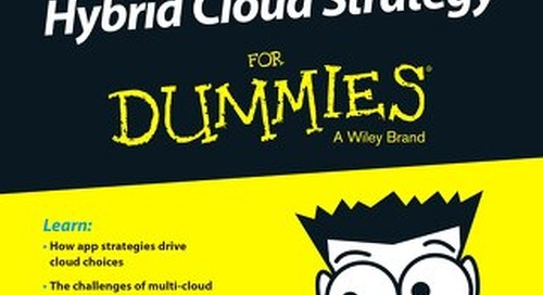 Embracing a Hybrid Cloud Strategy Guide