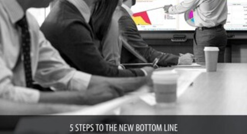 Decision Analytics: 5 Steps to the New Bottom Line