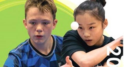 STIGA Blackpool Junior 4 Star - 16-17 Feb 2019