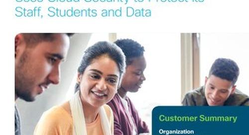 Staffordshire University Customer Story