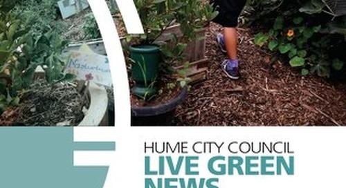 Live Green News - AUTUMN 2019