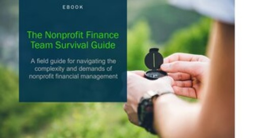 The Nonprofit Finance Team Survival Guide
