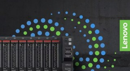 Lenovo for the Data Center Portfolio Guide