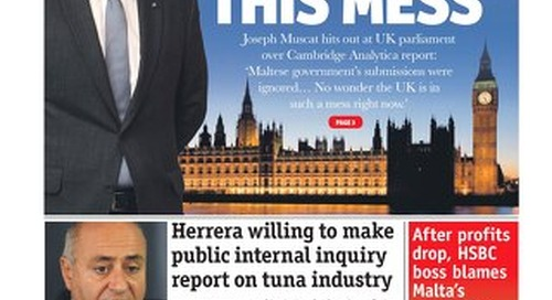 MALTATODAY 20 February 2019 Midweek