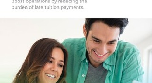 How to Improve On-Time Tuition Payments