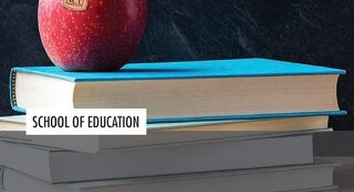 School of Education Viewbook 2019