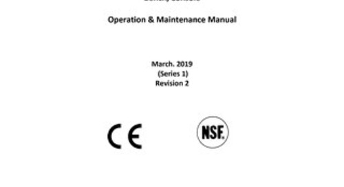 [Manual] LabGard ES Total Exhaust NU-560E Class II, Type B2 Biosafety Cabinet (230V)
