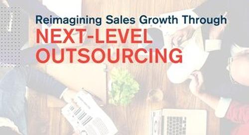 Reimagining Sales Growth
