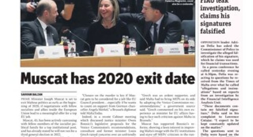 MALTATODAY 24 March 2019