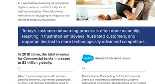Commercial Banking Bolt One Pager