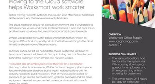 Case Study: WorkSmart