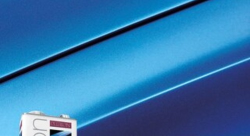 Deltron Brand Velocity Clearcoat Flyer