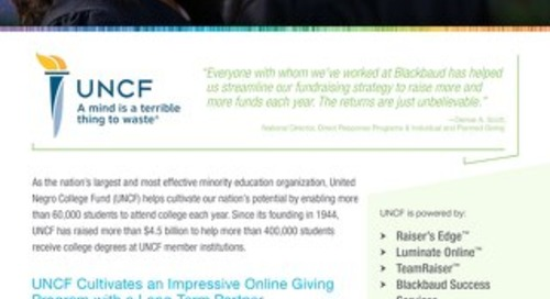 United Negro College Fund