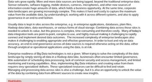 Lenovo Solution for SAP Data Hub