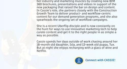 Cassie Bustos