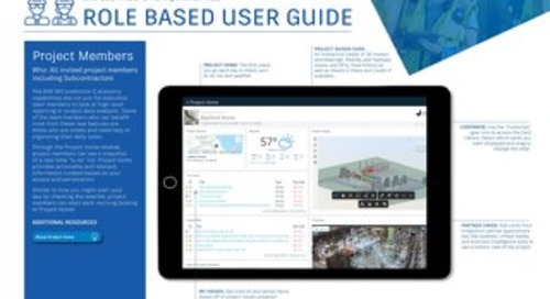 [Guide] BIM 360 Prediction & Analytics User Guide for Project Members!