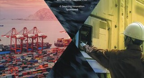 Why Sustainable Supply Chain Risk Management Cannot Be Siloed