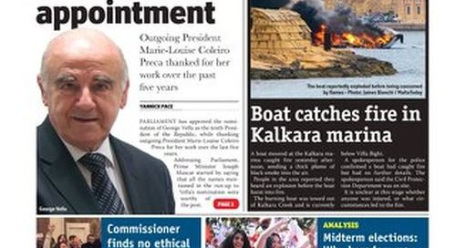 MALTATODAY 3 April 2019 Midweek