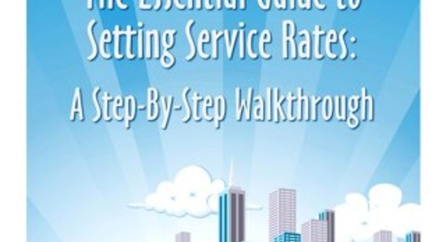 Setting Service Rates Guide