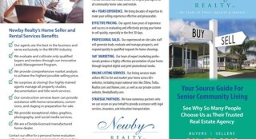 Newby Realty Brochure 2019