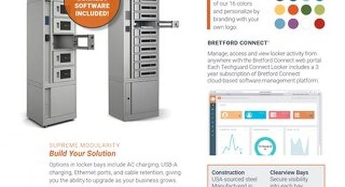 TechGuard Connect Locker Spec Sheet
