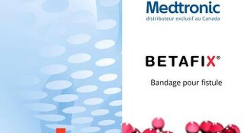 BETAFIX® Bandage pour fistule