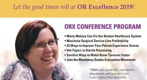 ORX 2019 Syllabus