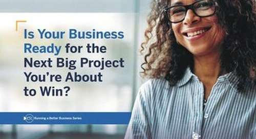 Is Your Business Ready for the Next Big Project?