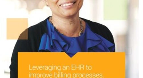 Customer Story: Leveraging an EHR to improve billing processes