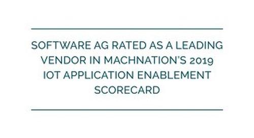 MachNation's 2019 IoT Application Enablement Scorecard