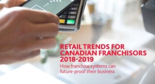 [Report] Retail trends for franchise business owners