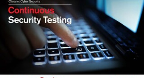 Claranet | Continuous Security Testing