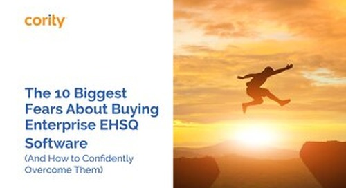 10 Biggest Fears About Buying EHSQ Software