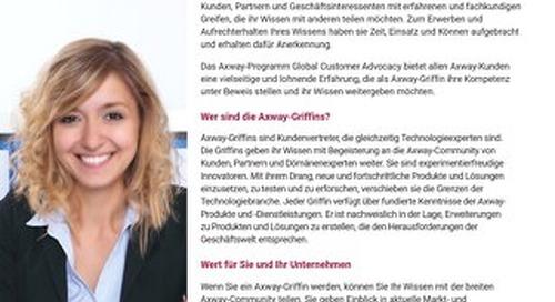 Axway-Kundenvertretung