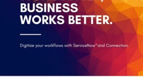 The Connection Difference with ServiceNow