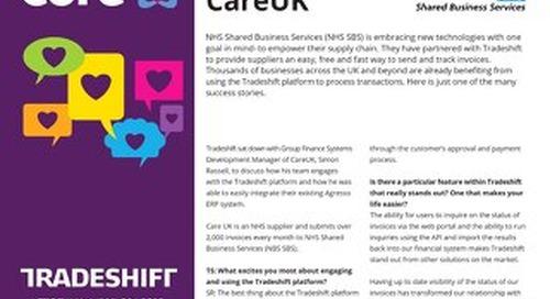 CareUK case study