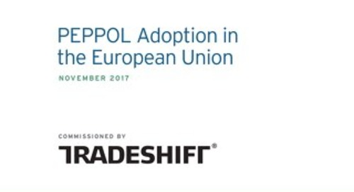 PEPPOL adoption in the European Union