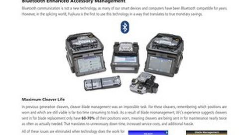 Bluetooth Splicing Cost Study