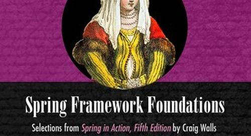 Spring Framework Foundations