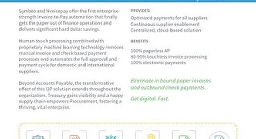 Symbeo Invoice To Pay Enterprise
