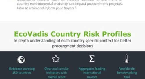 Country Risk Profiles Leaflet