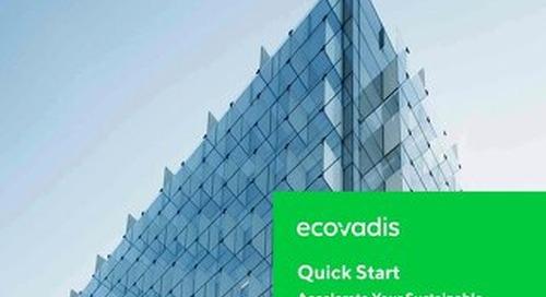 EcoVadis QuickStart