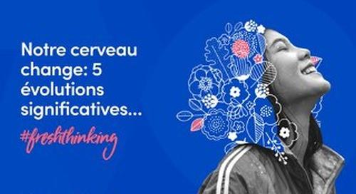 Notre cerveau change : 5 évolutions significatives...