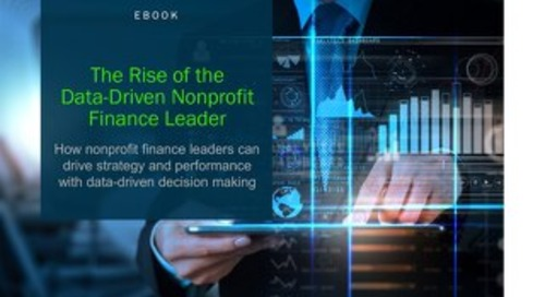 The Rise of the Data-Driven Nonprofit Finance Leader
