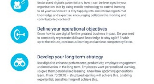 4 Key Steps to Digital Learning Success