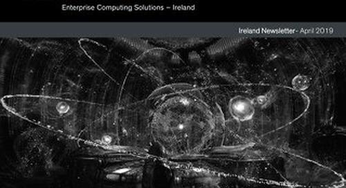 Arrow ECS Ireland April 2019 Newsletter